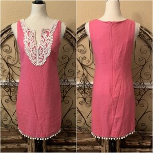 Kensie Pink Sleeveless Dress